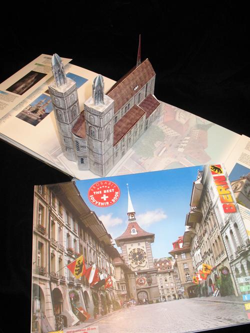 Swiss Souvenir Books