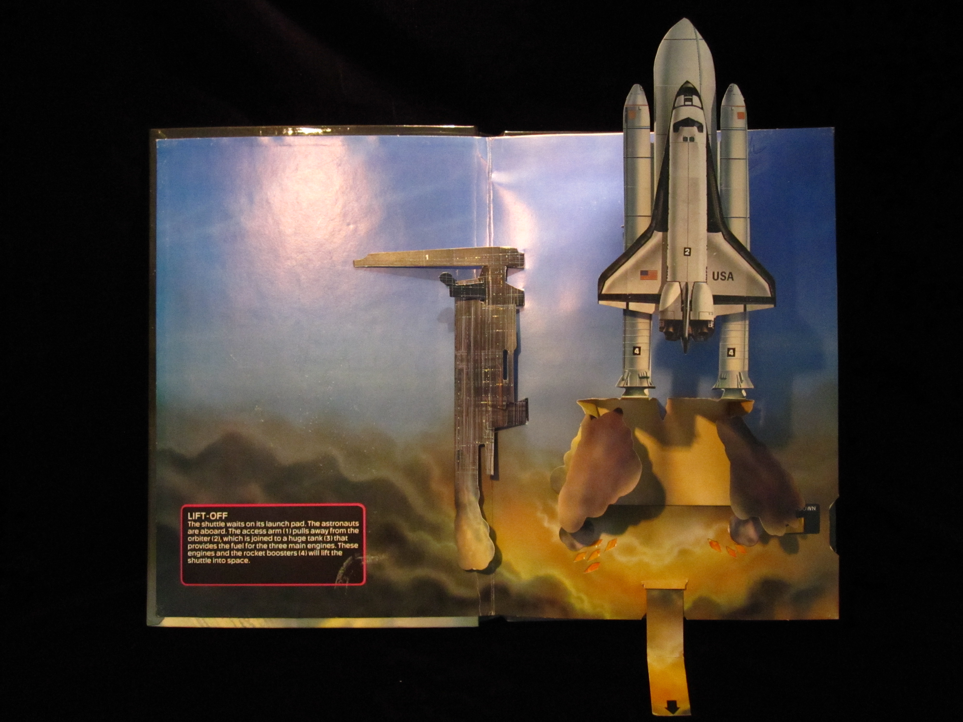 space shuttle book - photo #23